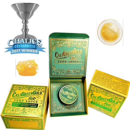 Cali-Green-Gold-Concentrates