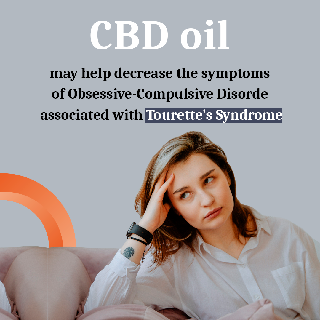 CBD oil can reduce symptoms