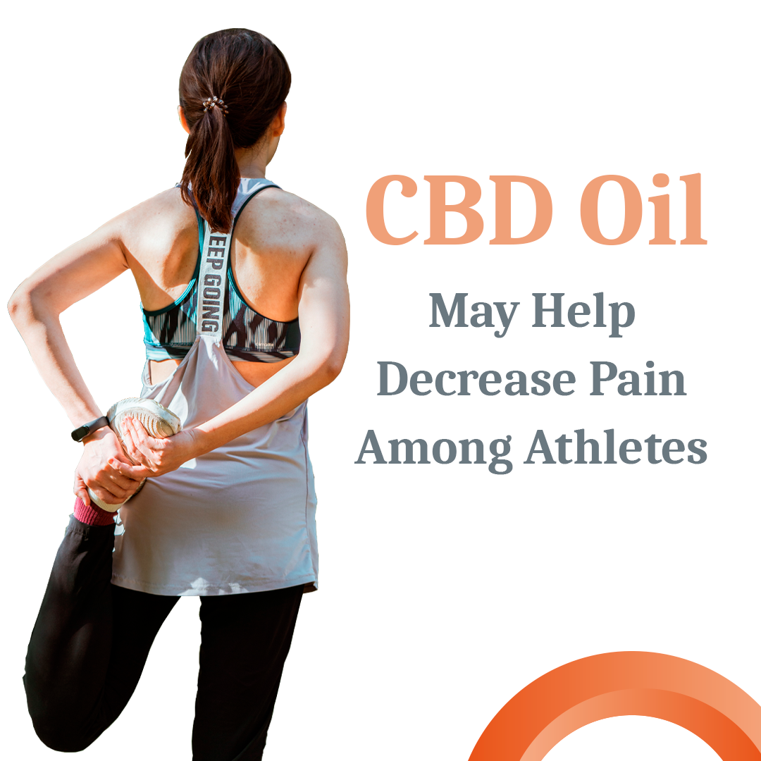 It decreases pain and improves athletic Performance